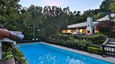 See inside! Katharine Hepburn's Hollywood hacienda hits the market