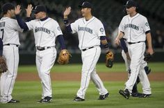 Nintendo puts shares in Seattle Mariners up for sale