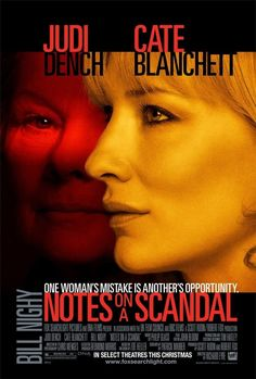 Watch Notes on a Scandal 2006 Full Movie Online Free