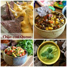 4 amazing salsa reci