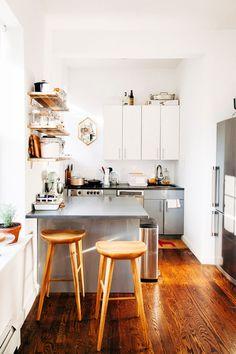 black tahini morning buns + a kitchen tour | hummingbird high || a desserts and baking blog