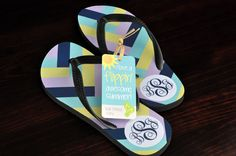 Have a Flippin Awesome Summer Tags! Teacher appreciation gift tags; end of school year gift tags