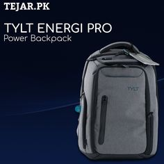 0a769ad2f05d The TYLT Energi Pro is the only backpack that can provide a full charge to  your