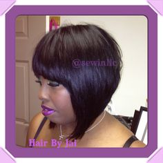Custom Wig By:Jai  Sew-Ins Salon HAIR IN THE DMV AREA  Specializing in Sew-Ins Full Weave Installations  Laurel,Md www.sew-ins.com Who Does Your Hair??