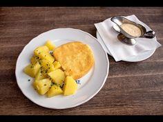 Udělejte si smažený sýr, za který se nestydí ani šéfkuchaři - YouTube