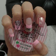 Nail Manicure, Pedicure, Nail Polish, Luxury Girl, Long Acrylic Nails, Dream Nails, Nail Decorations, Short Nails, Nail Designs