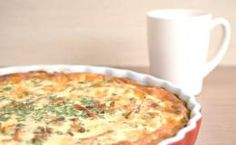Ham and Swiss Quiche - Half Hour Meals - Recipes For Your Lifestyle!