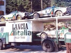 cars and the adventures on which they take us Sport Cars, Race Cars, Motor Sport, Alfa Romeo, Photo Forum, Course Automobile, Gilles Villeneuve, Car Carrier, Car Trailer