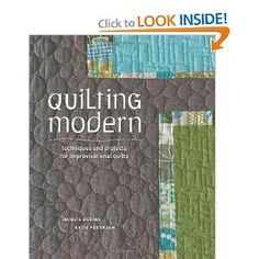 oooh la la - modern quilting - Yes thank you