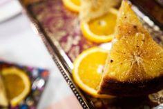 Torta alle arance con farina di mais e chiodi di garofano | I dolcetti di Paola