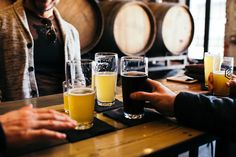 Laid-back brewpub with house beers, wine, cocktails & vegan-friendly bar bites; located in the Newbold section of South Philadelphia. Philly Pa, Brew Pub, Vegan Friendly, Brewery, Philadelphia, Cocktails, Foods, Bar, Craft Cocktails