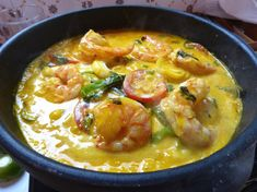 Moqueca do Chef by Chef Fish Recipes, Seafood Recipes, Cooking Recipes, Healthy Recipes, I Love Food, Good Food, Yummy Food, Menu Rapido, Brazilian Dishes
