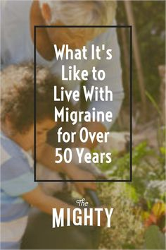 """""""The older I became, the more intense and frequent the migraine became, at times sending me to the emergency room for a shot."""" Read the full story on The Mighty!"""