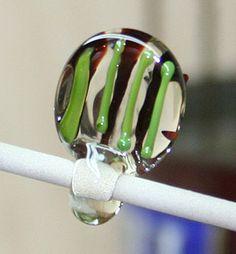 Frogatha's Icicle Tutorial - Lampwork Etc.