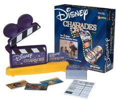 Disney Charades Mattel