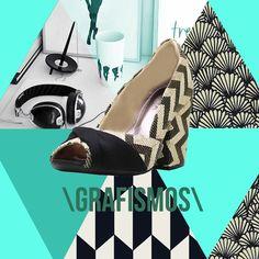 #TrendAlert // O grafismo étnico que combina perfeitamente com um estilo urbano é a nova moda dos pés!