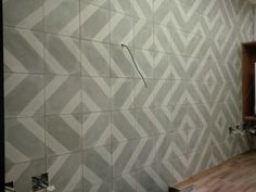 All sealed & grouted.Encaustics supplied by @BertandMay Pattern designed by @cassidyhughesID