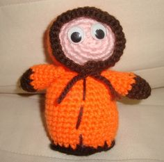 Crochet ToysSouth Park by earflaphats on Etsy, $27.00