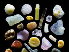 Cientista fotografa grãos de areia ampliados 250 vezes - Terra Brasil