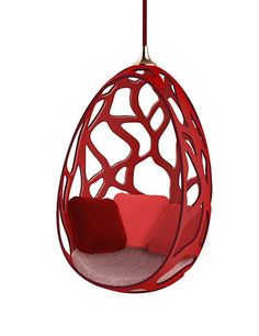 Louis Vuitton will show off eight additions to Objets Nomades—its clever line of campaign furniture—including this Cocoon chair by the Campana Brothers. April 14 at Palazzo Bocconi, Corso Venezia, 48; louisvuitton.com