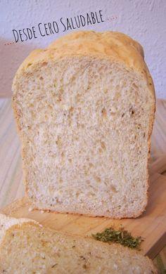 Pan de orégano en La Cocinera (panificadora)