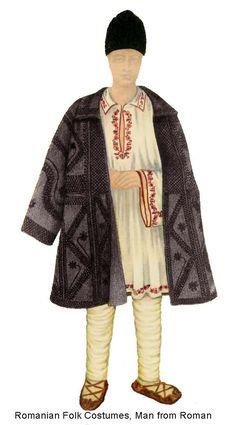 Roman Man, Moldova