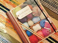 Knit notes-muistikirja