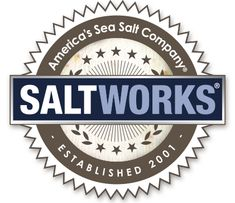 SaltWorks is America's Sea Salt Company®. Offering the largest selection of all-natural sea salt in the world, SaltWorks is the most trusted name in artisan gourmet salts.