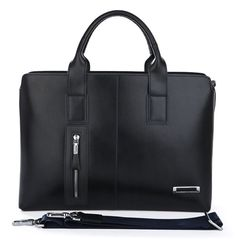 Great leather laptop bag for women at Gemoutlook.com. Pure Leather Laptop Briefcase - £119.32