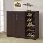 Furniture, Grey Color Wall Picture Nice Good Brown Color Wooden Nice Picture Purpose And Shoe Cabinet Good Small Picture Frame Nice Good Designs: The Natural Designs Of Wooden Shoe Rack Ikea That Looks So Cool And Nice Shoe Cabinet Design, Shoe Storage Cabinet, Entryway Storage, Bedroom Storage, Rack Design, Design Design, Shoe Organizer, Shoe Rack, Storage Ideas