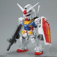 Converge - Gundam Rx-78