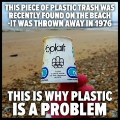 2,444 vind-ik-leuks, 44 reacties - Make America Think Again (@talk_bernie_to_me) op Instagram: '8.8 million tons of plastic finds its way into our oceans every year (equal to five grocery bags…'