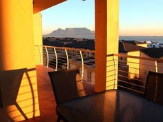 Blue Mountain View  - Blue Mountain View is situated in the charming area of Big Bay, a seaside suburb in Cape Town.The apartment, which has three bedrooms, features an open-plan fully equipped kitchen, a six-seater dining ... #weekendgetaways #bloubergstrand #southafrica
