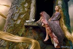 Taylor Swift as Rapunzel Annie Liebovitz newest ad photo