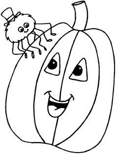 Halloween: Jack-o-lantern