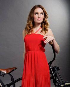 Mary Havranová One Shoulder, Shoulder Dress, Mary, Celebrity, Formal Dresses, Fashion, Dresses For Formal, Moda, Formal Gowns