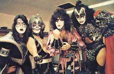 Super KISS! Return Of KISS/Dynasty Tour Anaheim Convention Center Anaheim, California, November 6, 1979