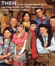 Ha! I moved to Alaska because of this show (and a boy). I really thought it'd be like the show. It absolutely wasn't, but it sure was fun!!
