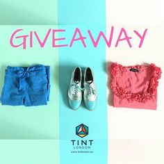 It's officially the start of Spring! And I would love to celebrate it with you! So I'm giving away entire outfit set for you and a friend! You can enter by following the rules below:  1) FOLLOW me @tint_london 2) LIKE this photo and 3) TAG a friend with who you would like to win the prize with  OPTIONAL: 4) tag 3 friends (Worth 1 additional entry) 5) repost your favourite photo from my Instagram and TAG me IN the photo! (Worth 3 additional entires) -The Details- The giveaway ends on Tuesday…