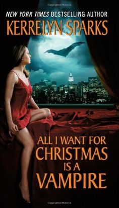 All I Want for Christmas Is a Vampire (Love at Stake, Book 5) by Kerrelyn Sparks, http://www.amazon.com/dp/006111846X/ref=cm_sw_r_pi_dp_TGZhrb1T4EJH7