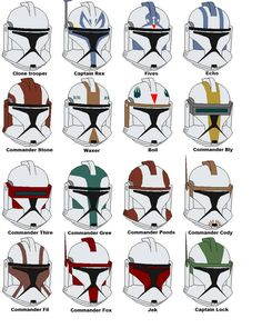 Star Wars Motorcycle Helmets I am one with the FORCE. - Star Wars Stormtroopers - Ideas of Star Wars Stormtroopers - This is useful if you've just come upon the clone wars and want to be able to identify the different clones on the field. Star Wars Clone Wars, Star Wars Saga, Lego Star Wars, Star Trek, Clone Trooper Helmet, Star Wars Helmet, Star Wars Pictures, Star Wars Images, Starwars