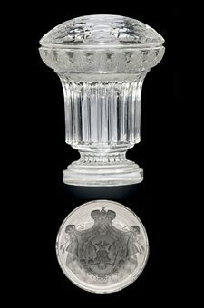 A Rock-Crystal Desk-Seal | RUSSIA, 19TH CENTURY | Russian Pictures Auction | seal, All other categories of objects | Christie's