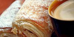 Kinder mliečny rez - rýchly a výborný koláčik bez múky! Chocolate Sweets, Bread Board, Russian Recipes, Desert Recipes, Peanut Butter, Bakery, Food And Drink, Cooking Recipes, Treats