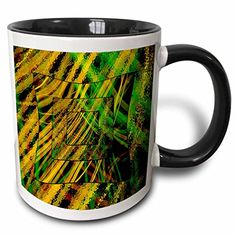 Jos Fauxtographee Abstract - Light Stacked and Embossed in Greens and Yellows - 11oz Two-Tone Black Mug (mug_39115_4) 3dRose http://www.amazon.com/dp/B01351BNRY/ref=cm_sw_r_pi_dp_IGbYvb075VAFX