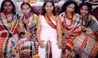 somali traditional wedding dress shows how traditional values are still embedded into Somali cuture.