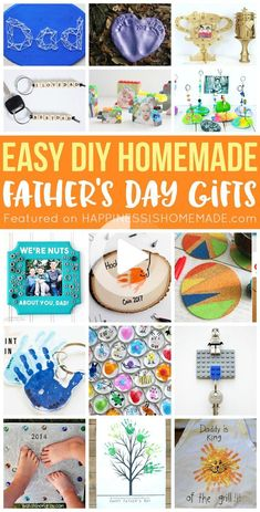 Kids Fathers Day Gifts, Diy Father's Day Gifts Easy, Diy Father's Day Crafts, Dad Crafts, Easy Fathers Day Craft, Homemade Fathers Day Gifts, Diy Gifts For Dad, Father's Day Diy, Preschool Crafts