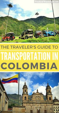 transportation in Colombia, from colectivos to buses to mototaxis and everything in between! After a month of backpacking, we figured out everything you need to know to get around Colombia. Trip To Colombia, Visit Colombia, Colombia Travel, Taxi, Ecuador, Panama, Jeep, South America Travel, Central America