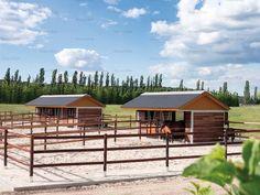 Outdoor stables | Röwer & Rüb