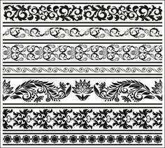 Splash Magazine 55+ Black And White Patterns