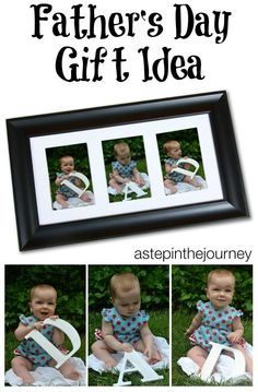 Father's Day Gift Idea for the Little Ones